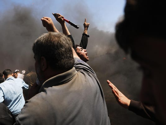 Tensions In Gaza Remain High After Continuous Border Clashes With Israel