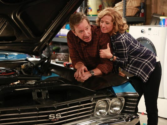 Tim Allen's 'Last Man Standing' returns -- this time on Fox's fall schedule