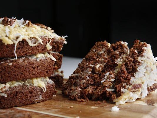Did you know? The German Chocolate Cake is not actually German, it's Texan