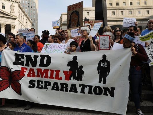 Family separation