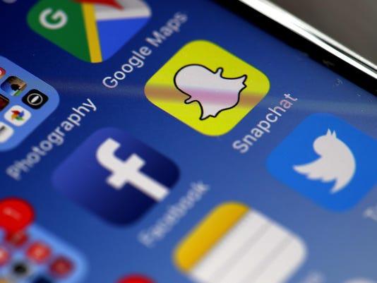 Snapchat's Earnings Plummet, Sending Its Stock Down 20 Percent