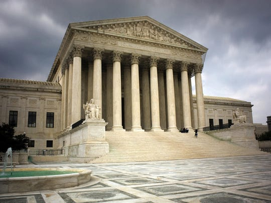 The U.S. Supreme Court has issued a stay in an case on appeal regarding partisan redistricting in Michigan.