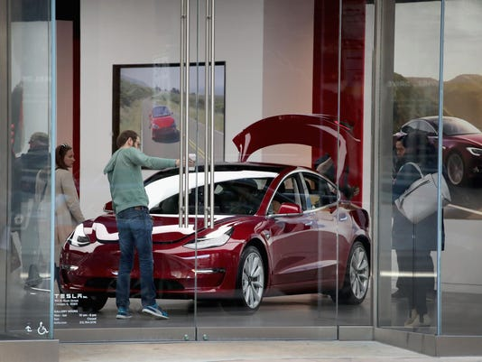 Tesla Recalls Over 100,000 Model S Vehicles