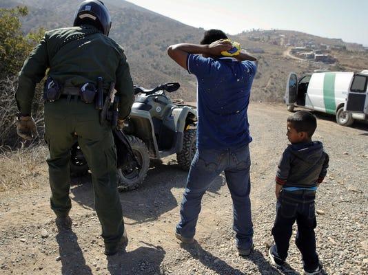 Immigration Zero Tolerance