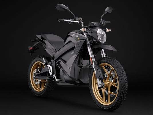 Auto review: Zero DSR electric motorcycle feels like a magic carpet ride -- for everything but longer trips