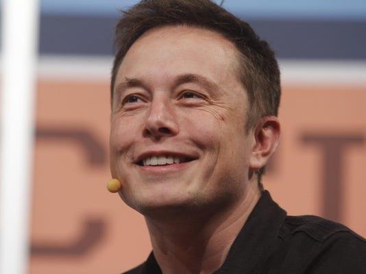 US Tesla Musk