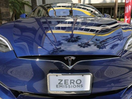 Tesla Accident Records