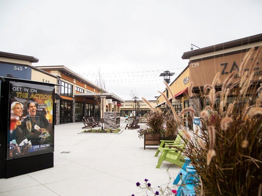 Outlets of Des Moines has been open for a 1 1/2 years in Altoona. The 300,000-square-foot shopping center has more than 40 stores, with more expected to be announced this year.