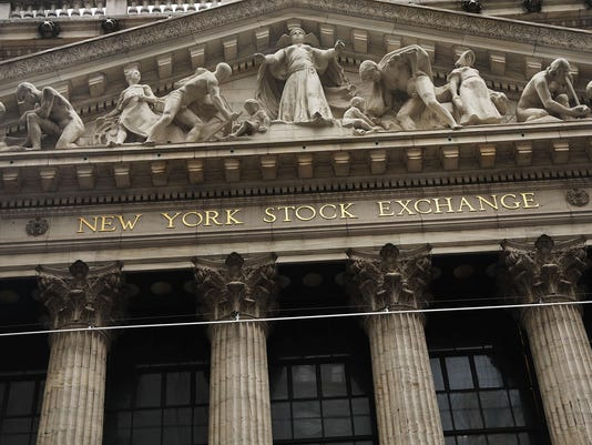 After Stocks Take A Wild Ride, U.S. Markets Open To A New Week