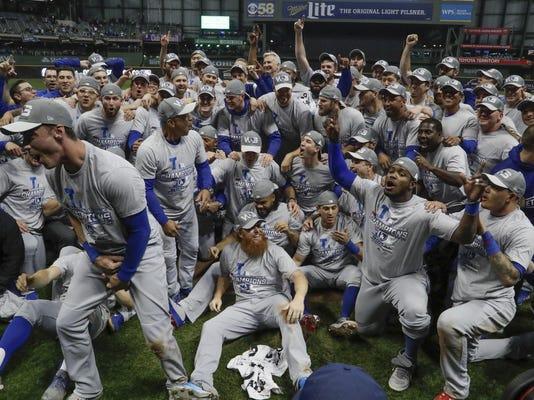 Game 7: LA Dodgers at Milwaukee