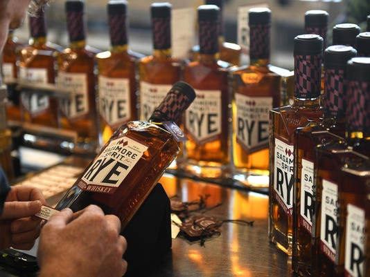 How two Baltimore distilleries are bringing rye whiskey back