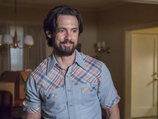 "Milo Ventimiglia in a scene from ""This Is Us."" NBC's"