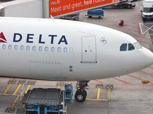 Delta Air Lines' new boarding process loads big spenders and loyal customers first