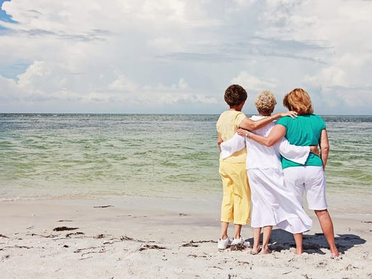 When needs arise, these older women have one another's backs