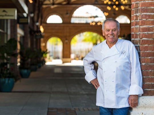 Wolfgang Puck is one of a handful of celebrity chefs with restaurants at Disney Springs.