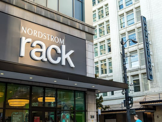 Nordstrom's off-price business is outperforming its full-line stores.