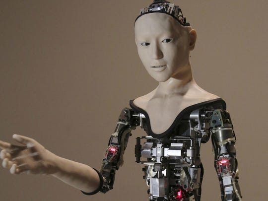 "Understanding humor may be one of the last things that separates humans from ever smarter machines, like the humanoid robot ""Alter,"" computer scientists and linguists say."