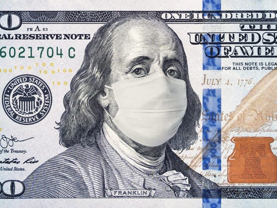 Think about how Ben Franklin would spend his COVID-19 stimulus check.