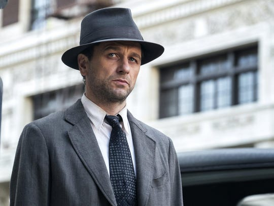 """Matthew Rhys returns to television in the title role of HBO's """"Perry Mason."""" It debuts at 9 p.m. Sunday."""