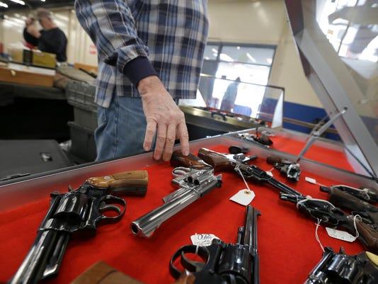 AP Poll Gun Ownership