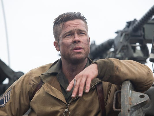 Film Review Fury