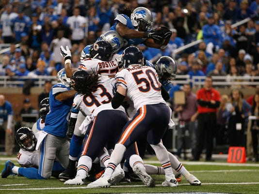 BESTPIX Chicago Bears v Detroit Lions