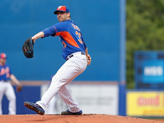 The Mets are hoping Matt Harvey can be as dominant as he was before Tommy John surgery.
