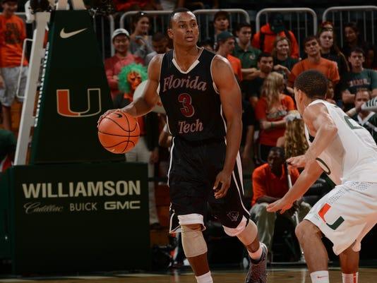2013-14 Florida Tech Men's Basketball @ Miami