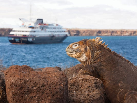 Travel - Visiting the Galapagos on the Silversea Cruises Silver Galapagos