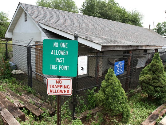 The Linden Animal Shelter was given an unsatisfactory rating from the state Department of Health.
