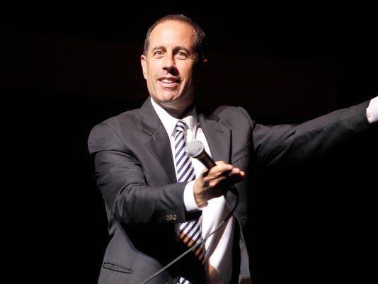Jerry Seinfeld (for a mug)
