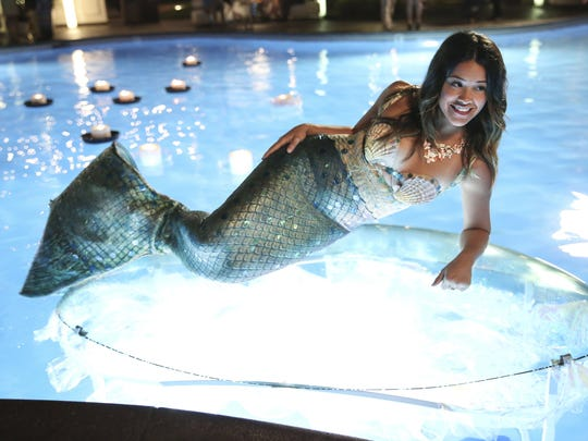 """Gina Rodriguez is Jane in the new series """"Jane The Virgin,"""" premiering Monday  on the CW."""