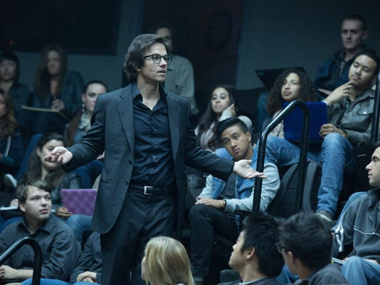 Wahlberg's 'Gambler' never lets us see him sweat - unfortunately