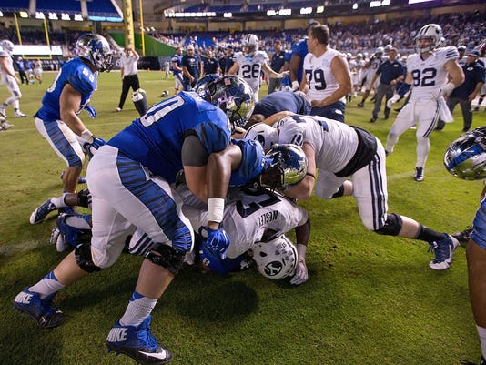 Miami Beach Bowl - BYU v Memphis