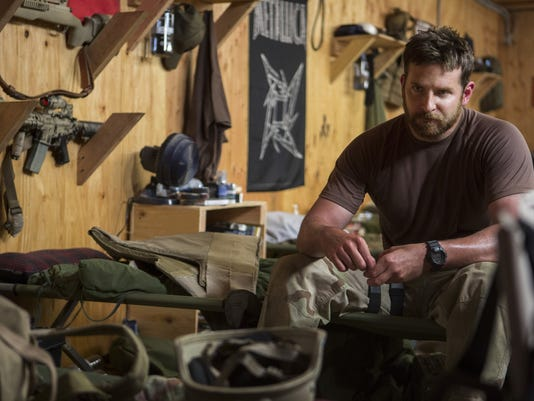 The death of Chris Kyle, the main character in 'American