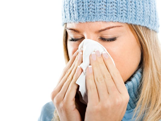 How to tell a cold from an allergy in winter