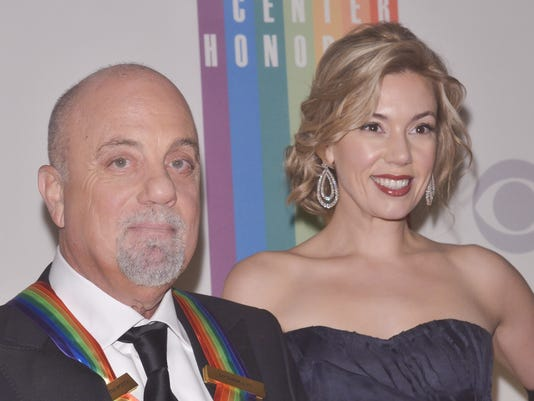 FILE: Billy Joel And Alexis Roderick Expecting A Baby