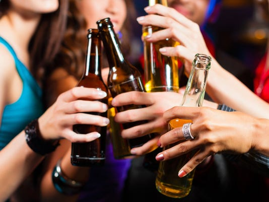 It's Alcohol Awareness Month: Don't be those parents