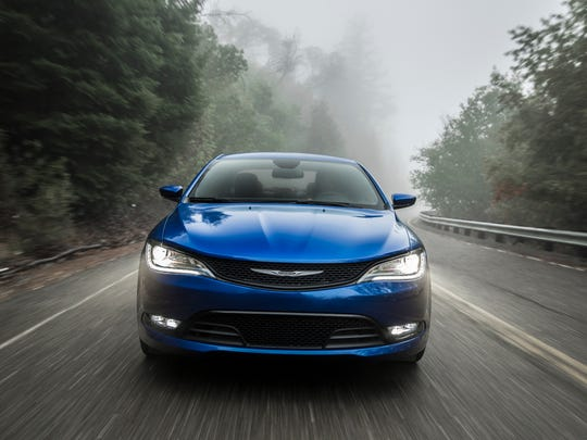 """Chrysler is touting the 200 as """"America's Import,"""" replacing the """"Imported from Detroit"""" tagline."""