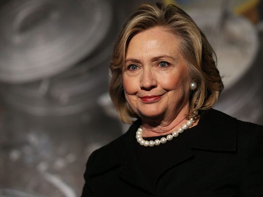 Hillary Clinton Addresses Cookstoves Future Summit On Indoor Pollution