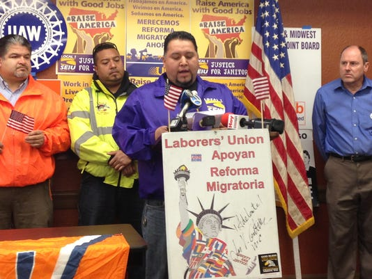 Immigration-Unions