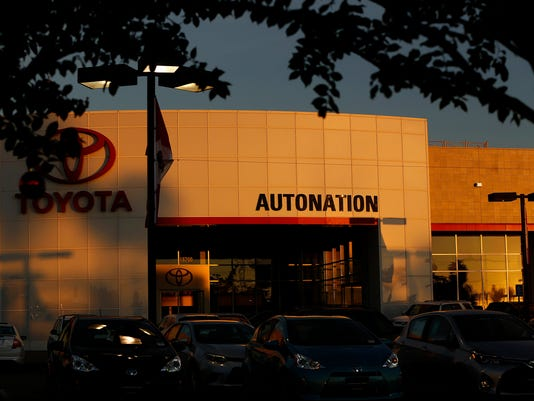 AutoNation is shifting to an online storefront with no-haggle pricing