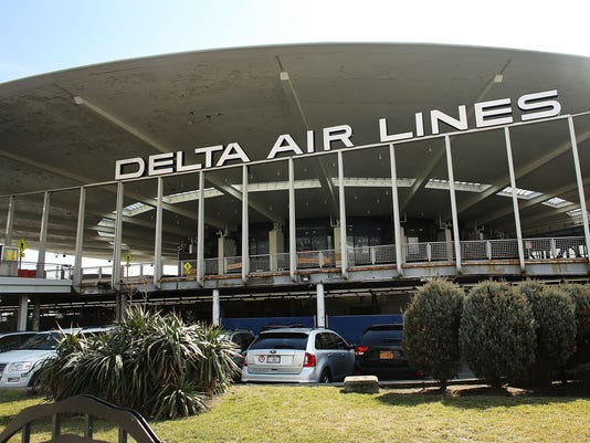 FILE: Delta Employee Arrested For Smuggling Guns On Planes