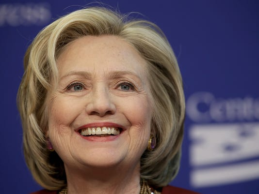 FILE: Hillary Clinton Enters Race For President