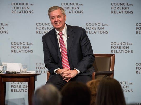 Sen. Lindsey Graham (R-SC) Speaks On Iran Relations At The Council On Foreign Relations