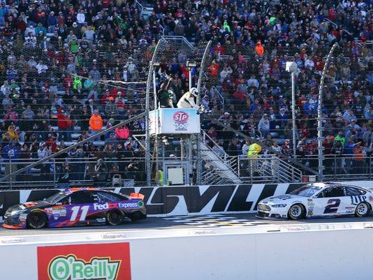 NASCAR: STP 500