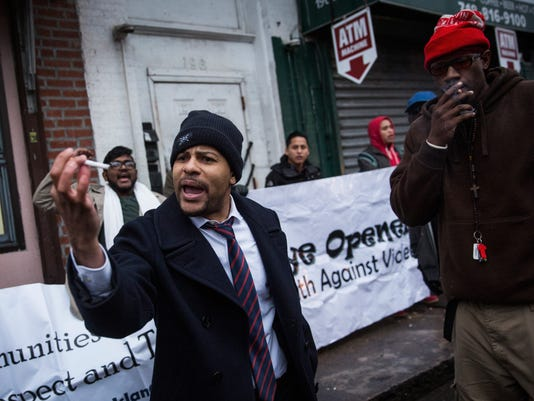 Grand Jury Declines To Indict NYPD Officer In Eric Garner Death
