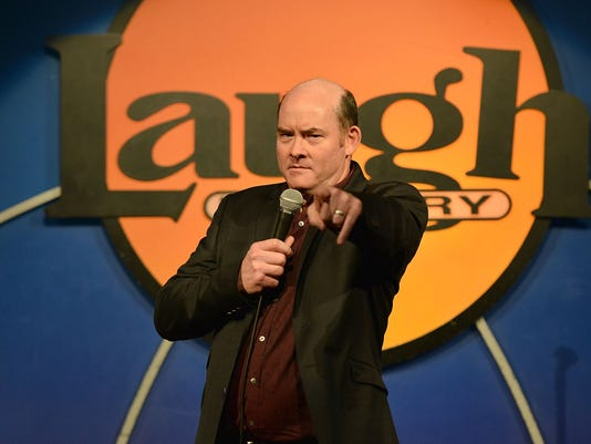David Koechner Emcees 11th Annual COMEDY FOR A CAUSE Benefiting The Hollywood Wilshire YMCA