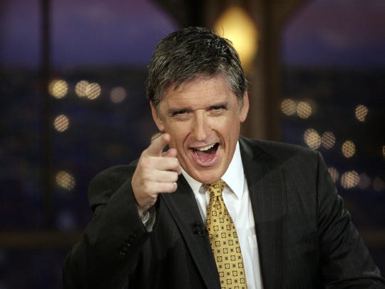 "Craig Ferguson finished his run on CBS' ""Late Late Show"" last year. British actor James Corden took over the show in March."