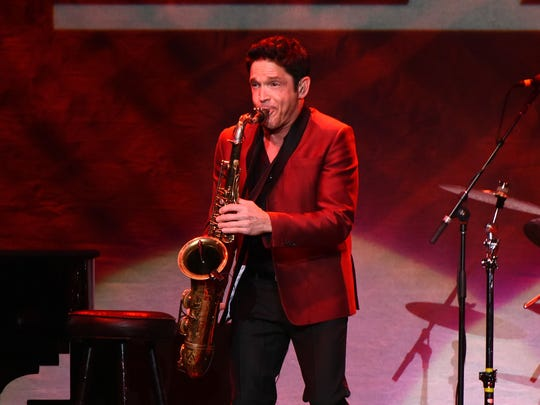 Dave Koz will perform on Dec. 11 at the Center for the Performing Arts.